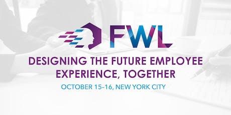 Future Work Live tickets