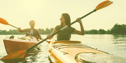 Couples & Kayaking