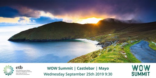 WOW Summit | Castlebar | Mayo