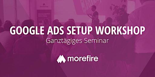 Der Google Ads Setup Workshop / 28. Mai 2020