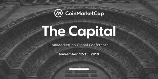 'The Capital' by CoinMarketCap (November 12-13  2019, Singapore)