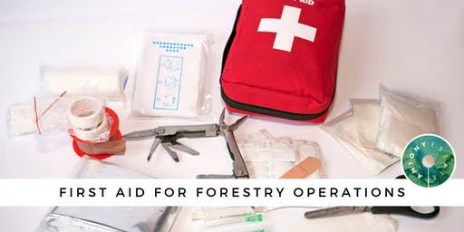 First Aid for Forestry Operations - November