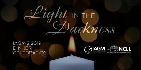 Light in the Darkness tickets