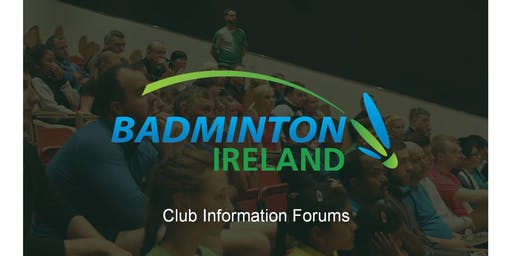 Badminton Ireland Club Information Forum - Ulster