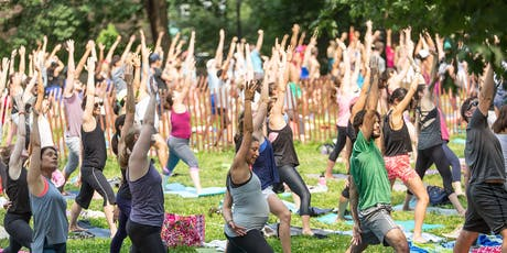 Barre3 in the Park: Mini-Series tickets