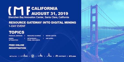 Crypto Mining Forum (CMF) California