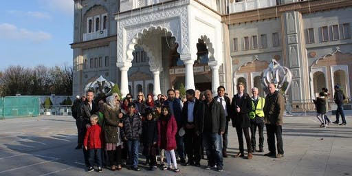 Inter Faith Walk Gravesend