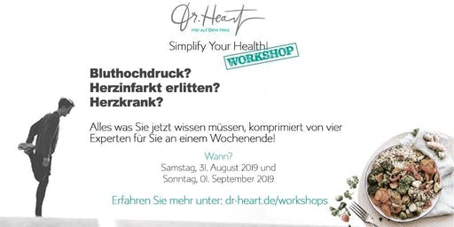 Dr. Heart -simplify your Health - Workshop