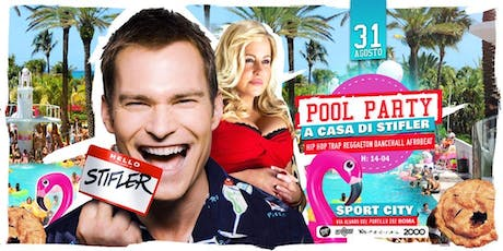 Pool Party a casa di Stifler biglietti
