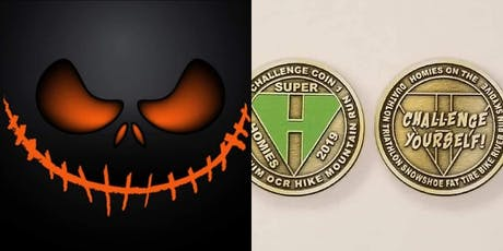 Free Homies on the Run, 3 Halloween Run Coin Challenge  tickets