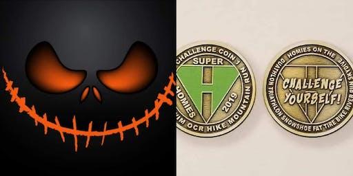 Free Homies on the Run, 3 Halloween Run Coin Challenge