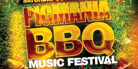 PigMania BBQ & Music Festival tickets