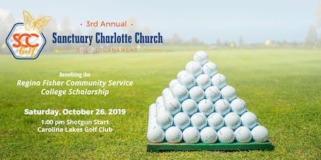 3rd Annual Sanctuary Charlotte Church Golf Tournament tickets