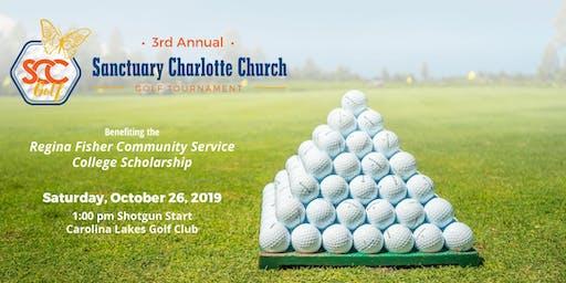 3rd Annual Sanctuary Charlotte Church Golf Tournament