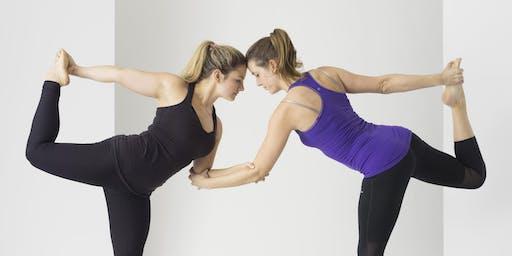 Lezione di prova gratuita corso : Yoga post gravidanza
