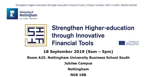 Funding Opportunities for Students in Higher Education and CSR (Featuring the SHIFT project)