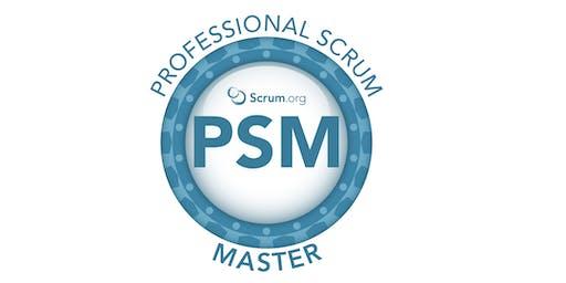 Professional Scrum Master I - SP Outubro