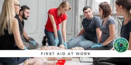 First Aid at Work - October tickets