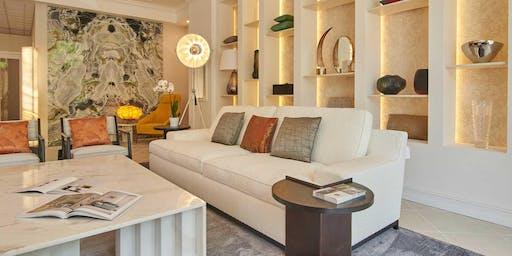 Passerini, Luxury Interiors, Opening Party