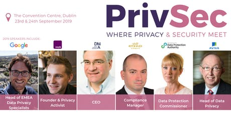 PrivSec Dublin tickets