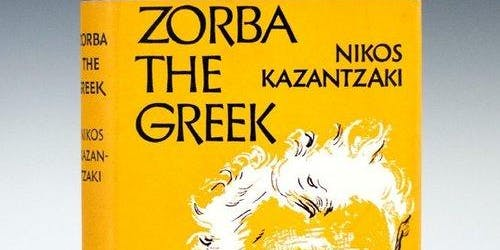 Great Books: Zorba the Greek with Mike Curtis