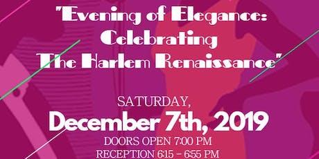 Evening of Elegance: Celebrating the Harlem Renaissance tickets