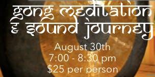 Gong Meditation & Sound Healing
