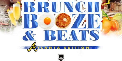 Brunch, Booze, & Beats: Brunch & Day Party - ATL Edition