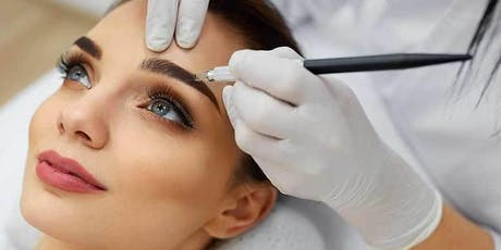 Microblading Eyebrows Training Course - 2 Days tickets
