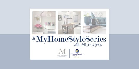 #MyHomeStyleSeries: Plan Your Space tickets