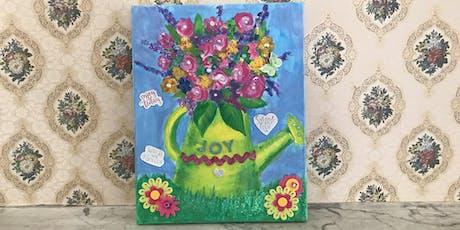 Vicky's A La Carte Art tickets