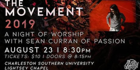 The Movement: Sean Curran Concert tickets