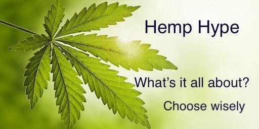 Hemp Happy Hour