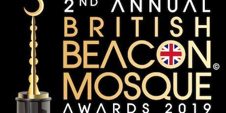 2nd British Beacon Mosque Awards tickets