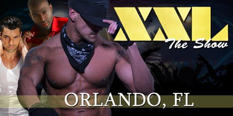 Ladies Night Out LIVE! Male Revue Orlando FL tickets