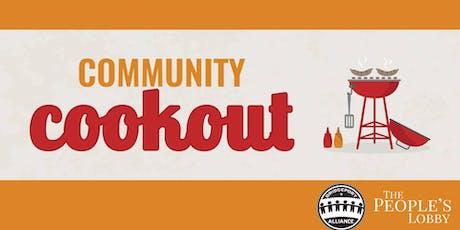 Bridgeport Community Cookout tickets