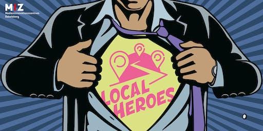 LOCAL HEROES - CREATORS DAY | für LokaljournalistInnen