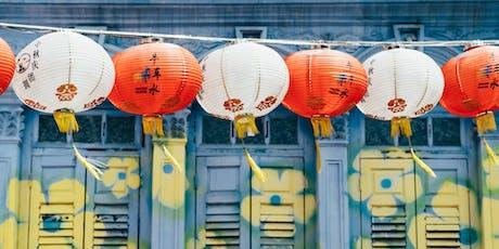 Lezione di prova gratuita corso : Tin-segno, corso di Cinese (6-9 anni) biglietti