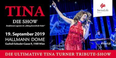 Swiss Life Select präsentiert Tina - Die Show Tickets