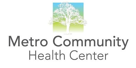 Metro Community Health Center 20th Anniversary Celebration tickets