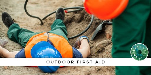 Outdoor First Aid  - November