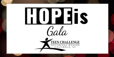 Hope Is Gala - Columbia tickets