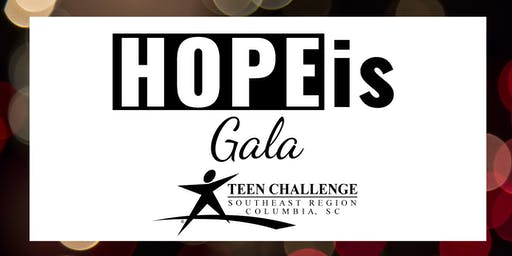 Hope Is Gala - Columbia