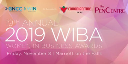 2019 Women in Business Awards (WIBA)