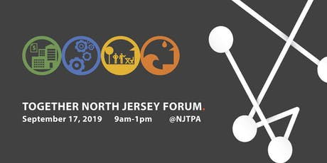 Together North Jersey Forum: Spotlight on Healthy Communities tickets