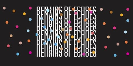 Eric Hofbauer and Dylan Jack - Remains of Echoes CD Release tickets