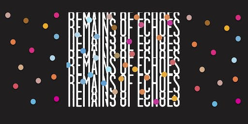 Eric Hofbauer and Dylan Jack - Remains of Echoes CD Release