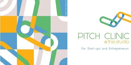 STUDIO PITCH LAB for Startups & Entrepreneurs - PITCH & WIN free hotdesking tickets