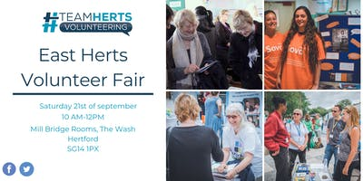 #THV East Herts Volunteer Fair