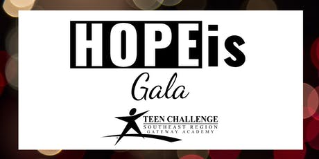Hope Is Gala - Bonifay tickets